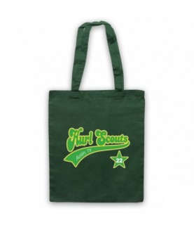 Whip It Hurl Scouts Tote Bag Tote Bags