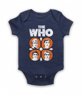 The Who 70's Band Members Baby Grow Baby Grows