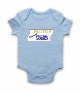Arrested Development Bluth Banana Stand Baby Grow Baby Grows