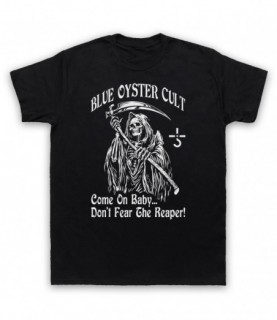Blue Oyster Cult Don't Fear The Reaper T-Shirt T-Shirts