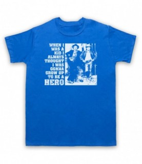 Butch Cassidy & The Sundance Kid Grow Up To Be A Hero T-Shirt T-Shirts