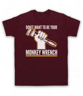 Foo Fighters Monkey Wrench T-Shirt T-Shirts