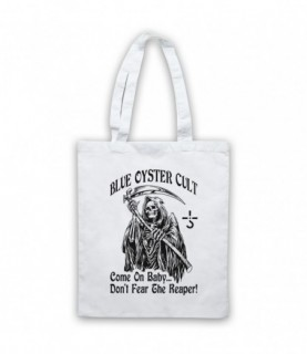 Blue Oyster Cult Don't Fear The Reaper Tote Bag Tote Bags