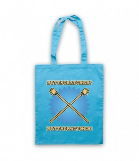 Family Guy Buttscratcher Tote Bag Tote Bags