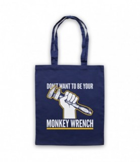 Foo Fighters Monkey Wrench Tote Bag Tote Bags
