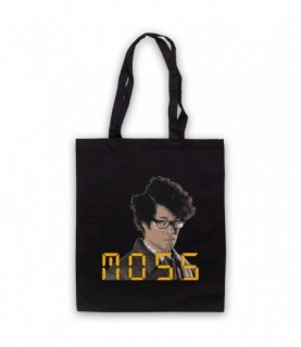 IT Crowd Maurice Moss Tote Bag Tote Bags