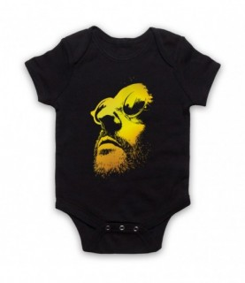 Leon The Professional Face Baby Grow Baby Grows