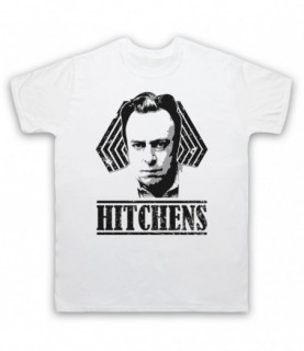 Christopher Hitchens Atheist Author Tribute T-Shirt