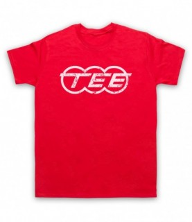 Kraftwerk Krautrock Trans-Europe Express Train Logo T-Shirt