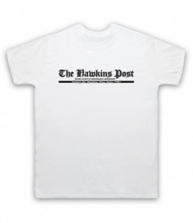 Stranger Things The Hawkins Post Newspaper T-Shirt