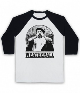 Andrew Weatherall DJ Producer Tribute Baseball Tee