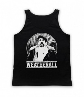 Andrew Weatherall DJ Producer Tribute Tank Top Vest