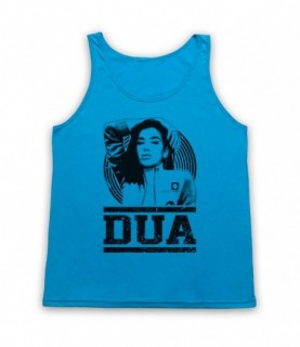 Dua Lipa Tribute Tank Top Vest