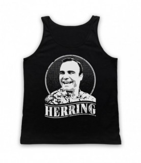 Future Islands Samuel T Herring Tribute Tank Top Vest