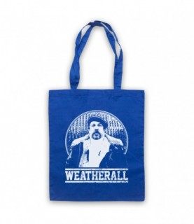 Andrew Weatherall DJ Producer Tribute Tote Bag