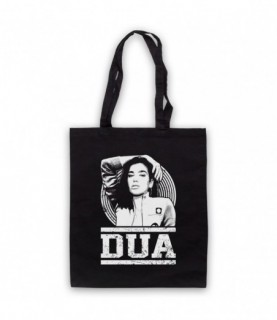 Dua Lipa Tribute Tote Bag