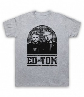Chemical Brothers Ed & Tom Tribute T-Shirt