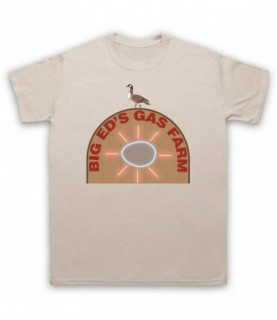 Twin Peaks Big Ed's Gas Farm T-Shirt