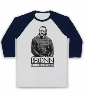Game Of Thrones Bronn Of The Blackwater Baseball Tee