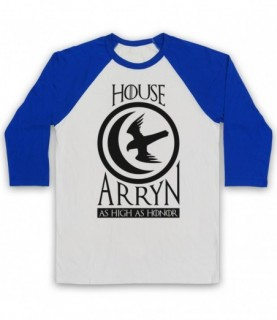 Game Of Thrones House Arryn Baseball Tee