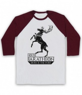 Game Of Thrones House Baratheon Baseball Tee