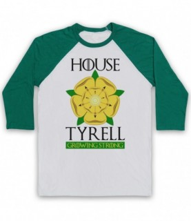 Game Of Thrones House Tyrell Baseball Tee