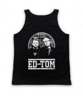 Chemical Brothers Ed & Tom Tribute Tank Top Vest