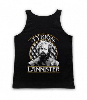 Game Of Thrones Tyrion Lannister Tribute Tank Top Vest