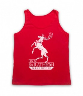 Game Of Thrones House Baratheon Tank Top Vest