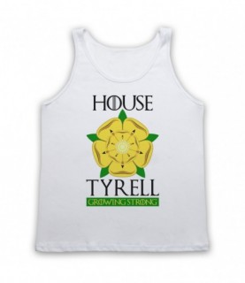 Game Of Thrones House Tyrell Tank Top Vest