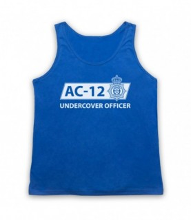 Line Of Duty AC-12 Undercover Officer Tank Top Vest