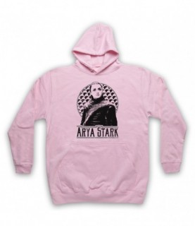 Game Of Thrones Arya Stark Tribute Hoodie Sweatshirt Hoodies & Sweatshirts