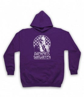 Game Of Thrones Daenerys Targaryen Tribute Hoodie Sweatshirt Hoodies & Sweatshirts