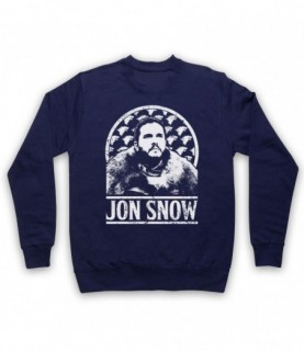 Game Of Thrones Jon Snow Tribute Hoodie Sweatshirt Hoodies & Sweatshirts