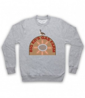 Twin Peaks Big Ed's Gas Farm Hoodie Sweatshirt Hoodies & Sweatshirts