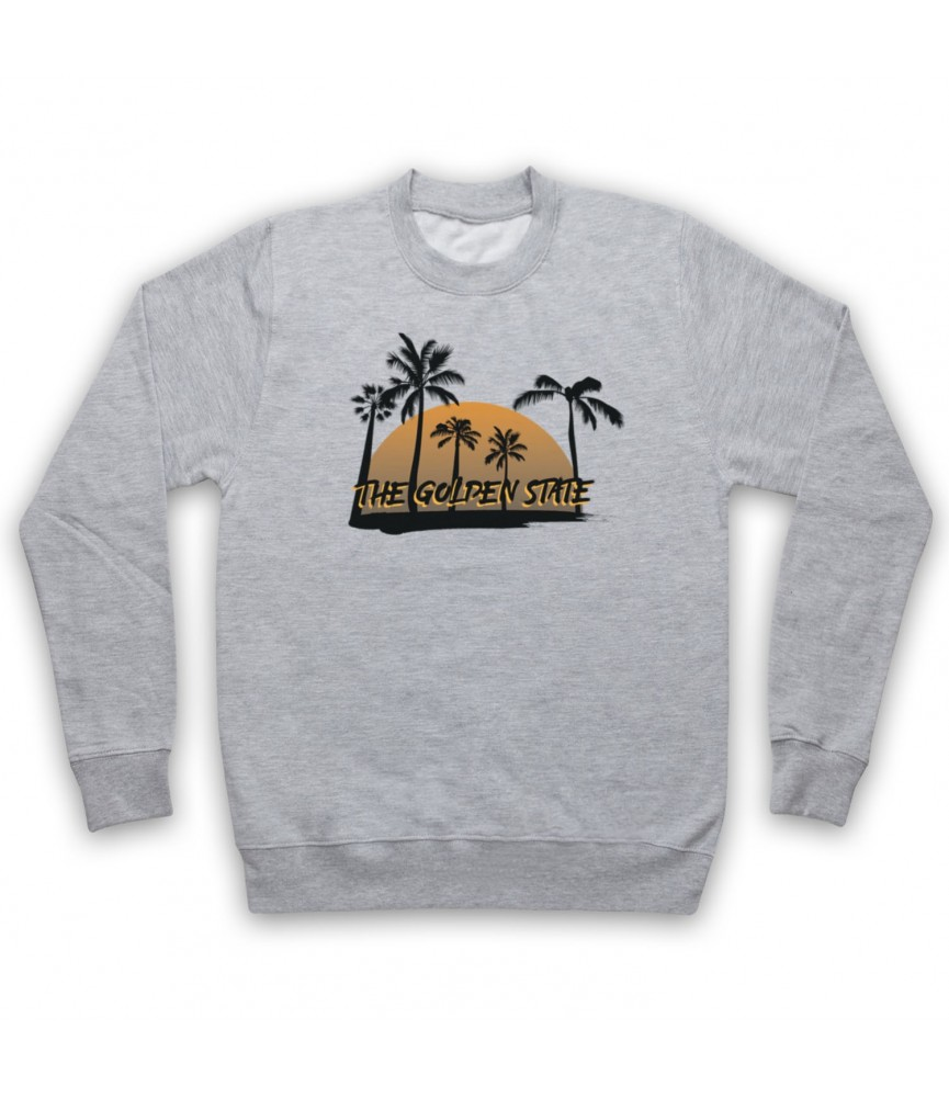 California The Golden State Hoodie Sweatshirt Hoodies & Sweatshirts