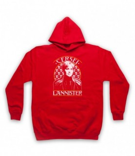 Game Of Thrones Cersei Lannister Tribute Hoodie Sweatshirt Hoodies & Sweatshirts