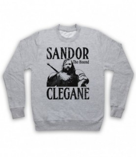 Game Of Thrones The Hound Sandor Clegane Tribute Hoodie Sweatshirt Hoodies & Sweatshirts