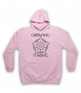 Game Of Thrones House Tyrell Sigil Growing Stronger Hoodie Sweatshirt Hoodies & Sweatshirts