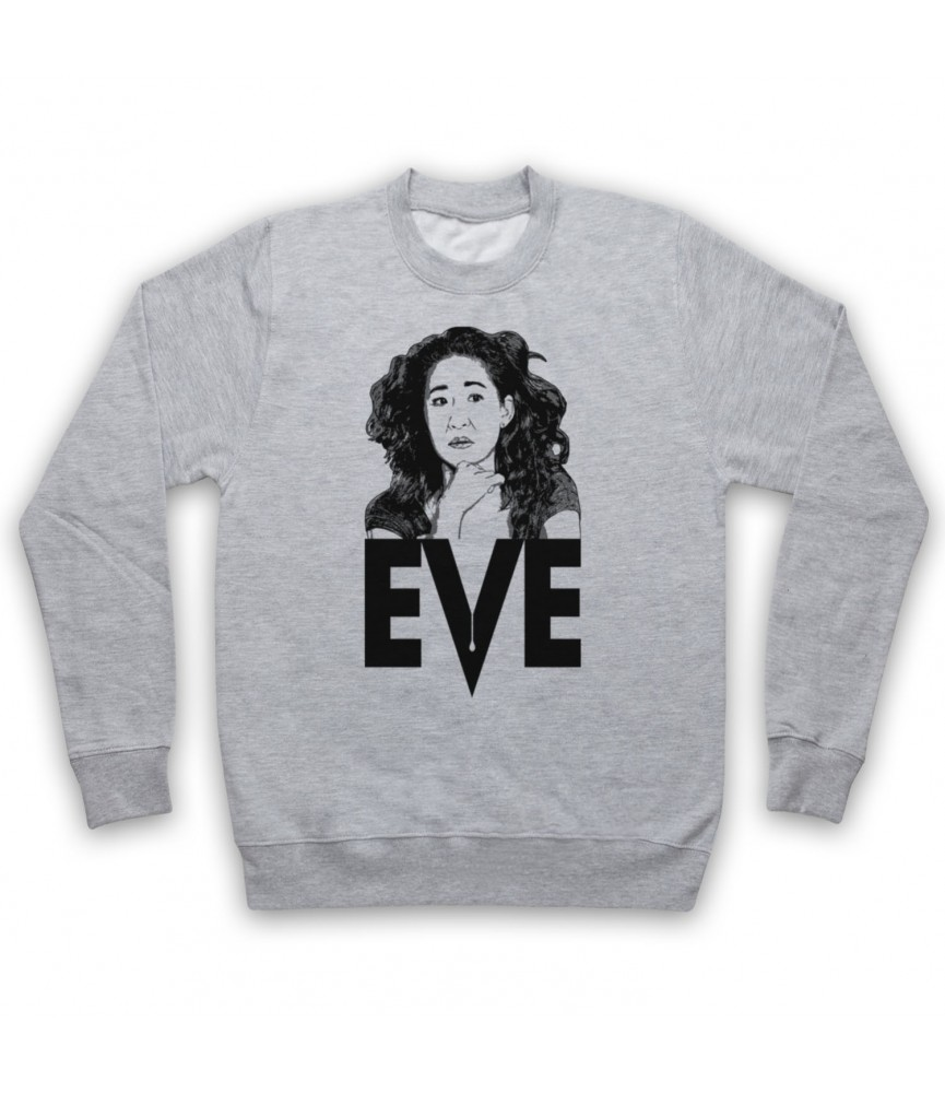 Killing Eve Eve Polastri Tribute Hoodie Sweatshirt Hoodies & Sweatshirts