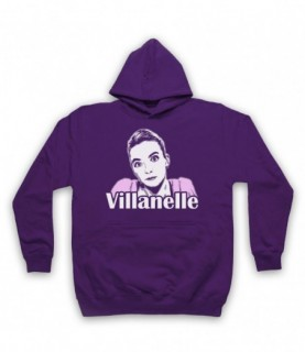 Killing Eve Villanelle Tribute Hoodie Sweatshirt Hoodies & Sweatshirts