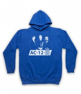 Line Of Duty AC-12 Kate Ted Steve Tribute Hoodie Sweatshirt Hoodies & Sweatshirts