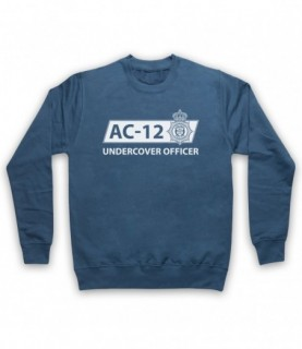 Line Of Duty AC-12 Undercover Officer Hoodie Sweatshirt Hoodies & Sweatshirts