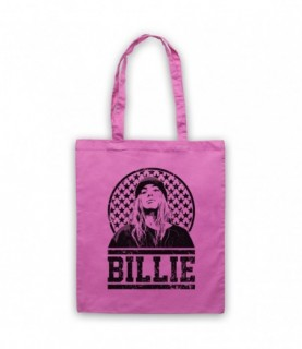 Billie Eilish Tribute Tote Bag