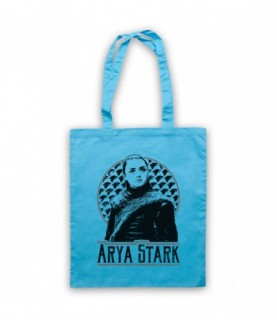Game Of Thrones Arya Stark Tribute Tote Bag