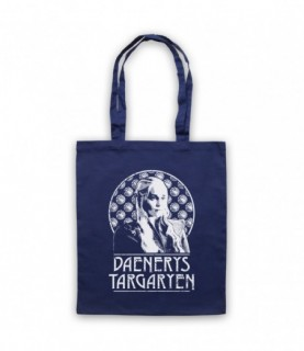Game Of Thrones Daenerys Targaryen Tribute Tote Bag