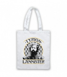 Game Of Thrones Tyrion Lannister Tribute Tote Bag
