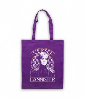 Game Of Thrones Cersei Lannister Tribute Tote Bag