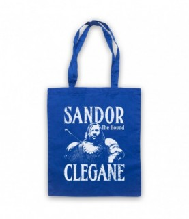 Game Of Thrones The Hound Sandor Clegane Tribute Tote Bag
