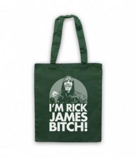 Chappelle Show I'm Rick James Bitch! Tote Bag